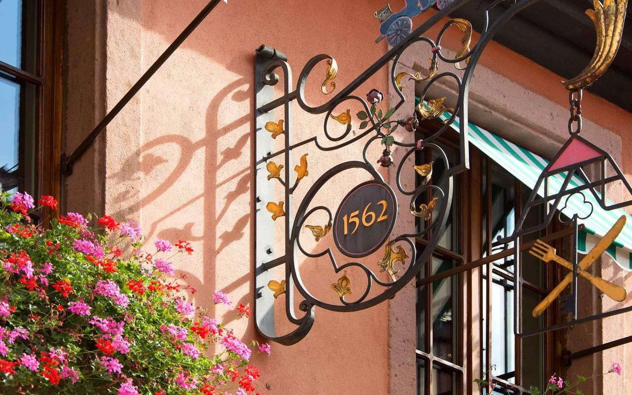 Hotel Le Marechal Colmar