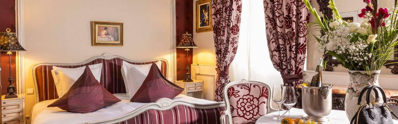 Suite de luxe Colmar