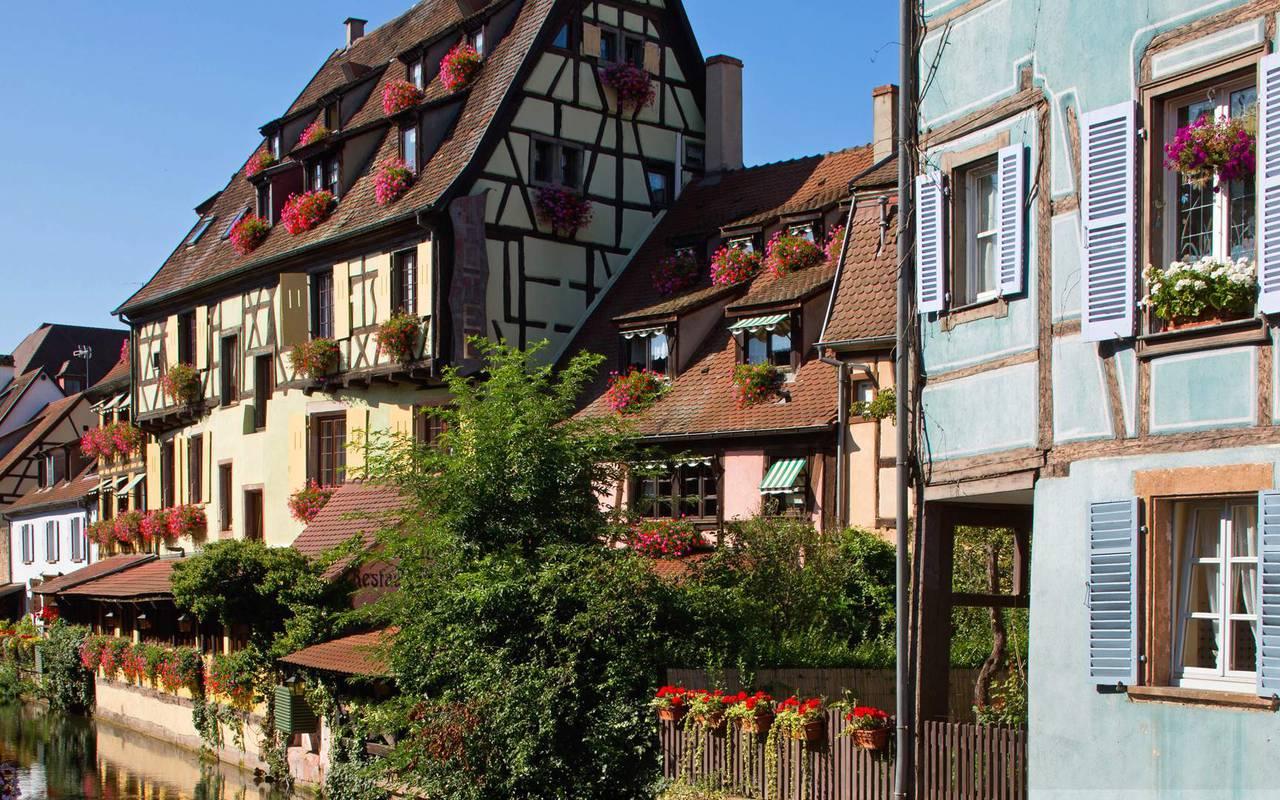 Maisons de la Petite Venise, hôtel de charme Colmar en Alsace, Le Maréchal