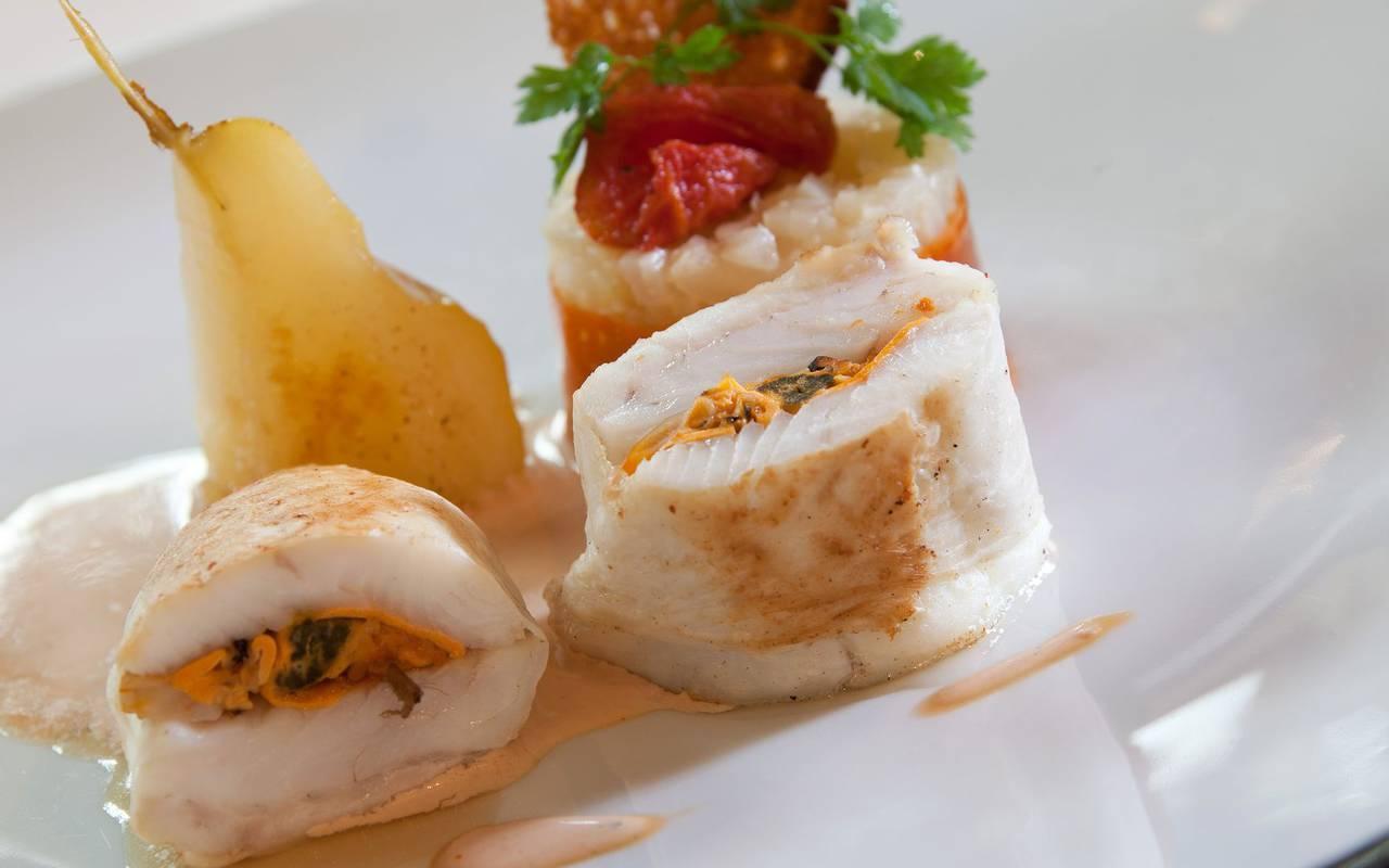 Restaurant gastronomique colmar en alsace a l 39 echevin for Cuisine gastronomique